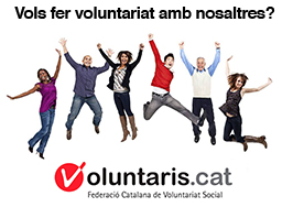 Banner Fer Voluntariat